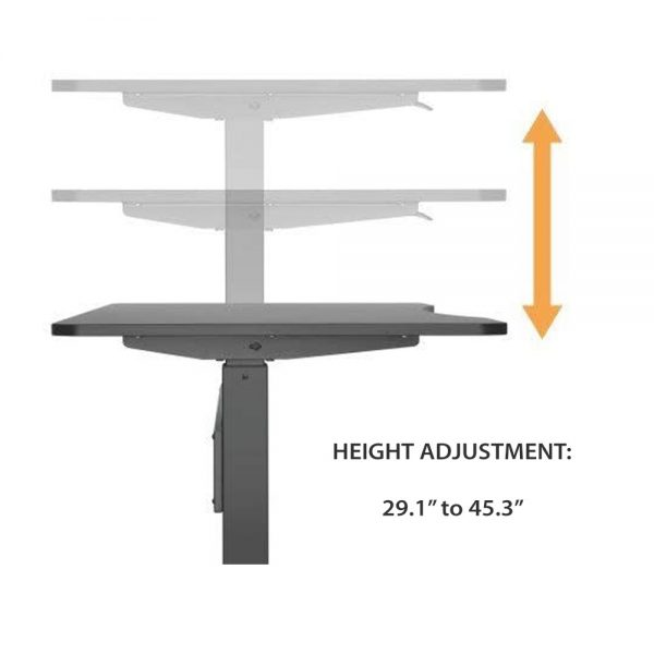 FS-OD47A Height Adjustment
