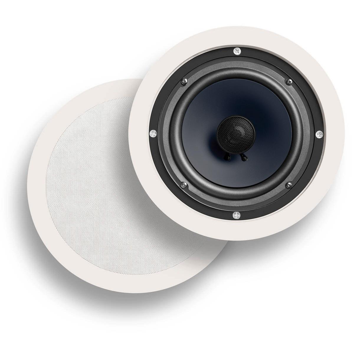 C60 6.5″ 2-Way In-Ceiling Speakers (Pair)