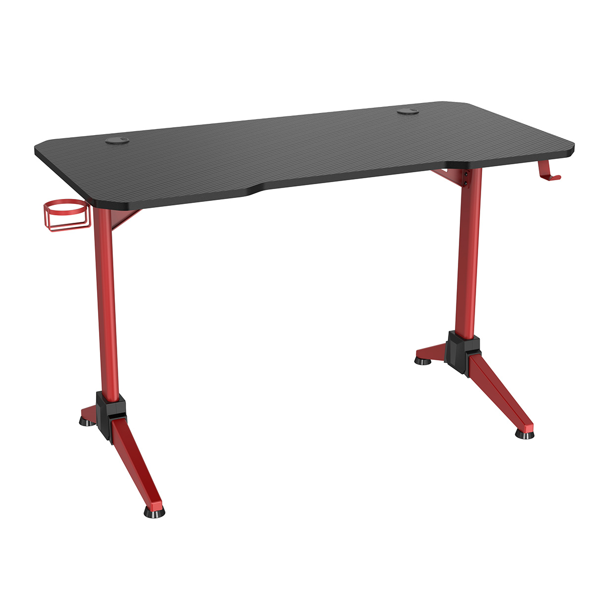 GD120-UR-RD Conquering Gaming Desk (Red)