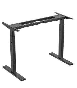 FS-DR92M Black Desk Frame