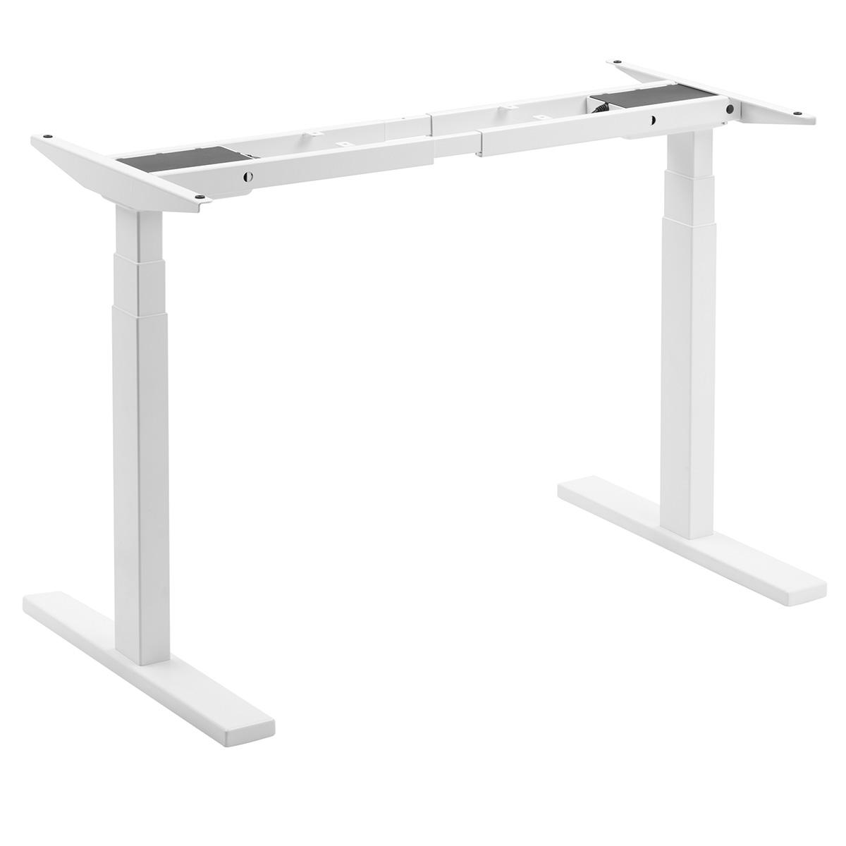 FS-DR92M-WH White Desk Frame