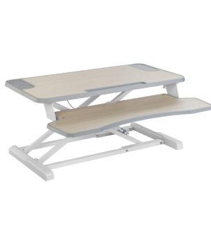 STS-DR31LW Light Wood Desk Riser