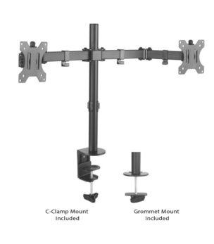 DM-EX20 Dual Desk Top Mount