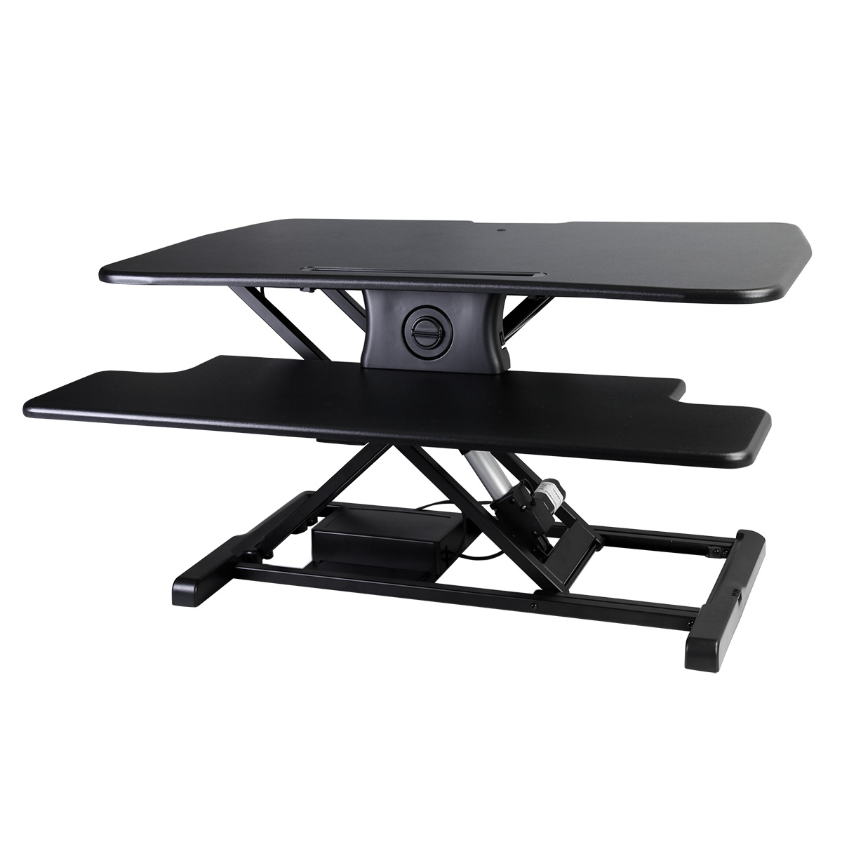 STS-DR35M Motorized / Electric Sit to Stand Desk Riser