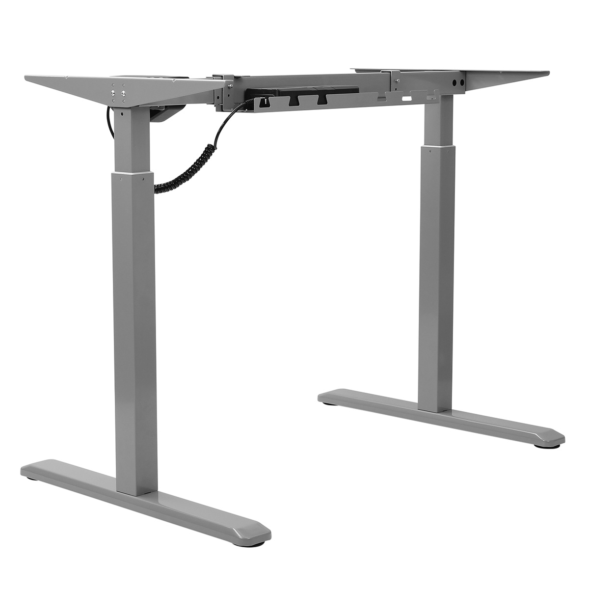 FS-DR48M-Grey Height Adjustable Desk Frame