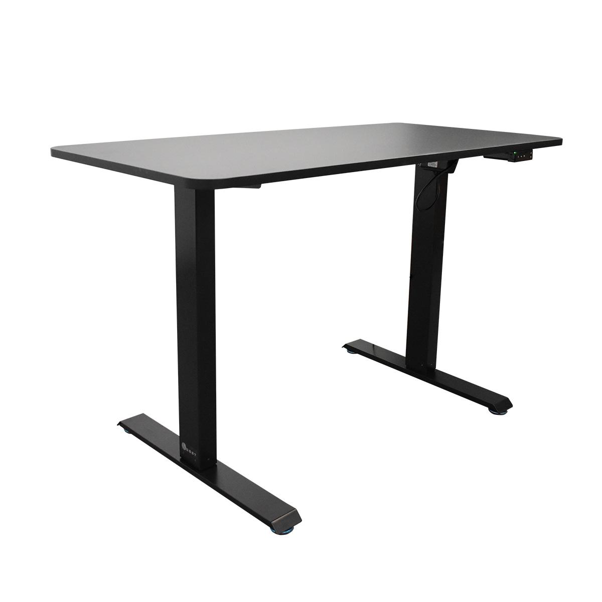 FS-MD47 Black Motorized Office Desk