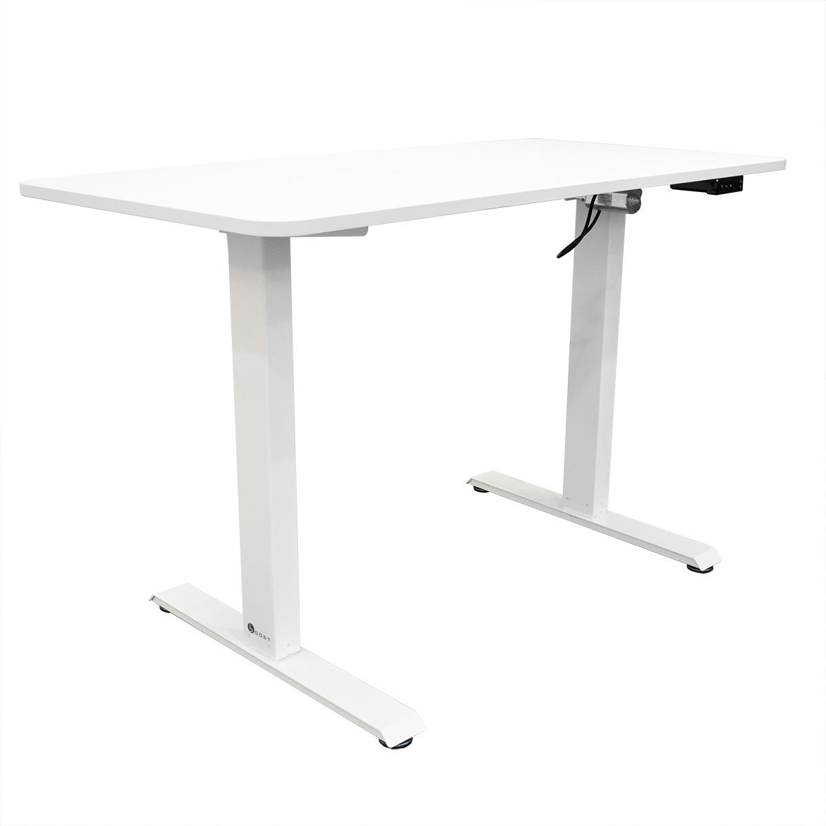 FS-MD47-WH White Motorized Desk Riser
