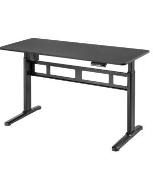 FS-OD55M Black Motorized Desk