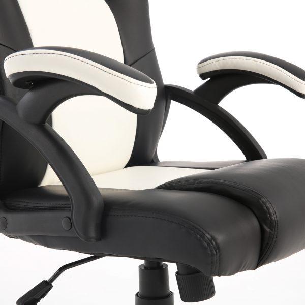 GC-305 White with ergonomic design