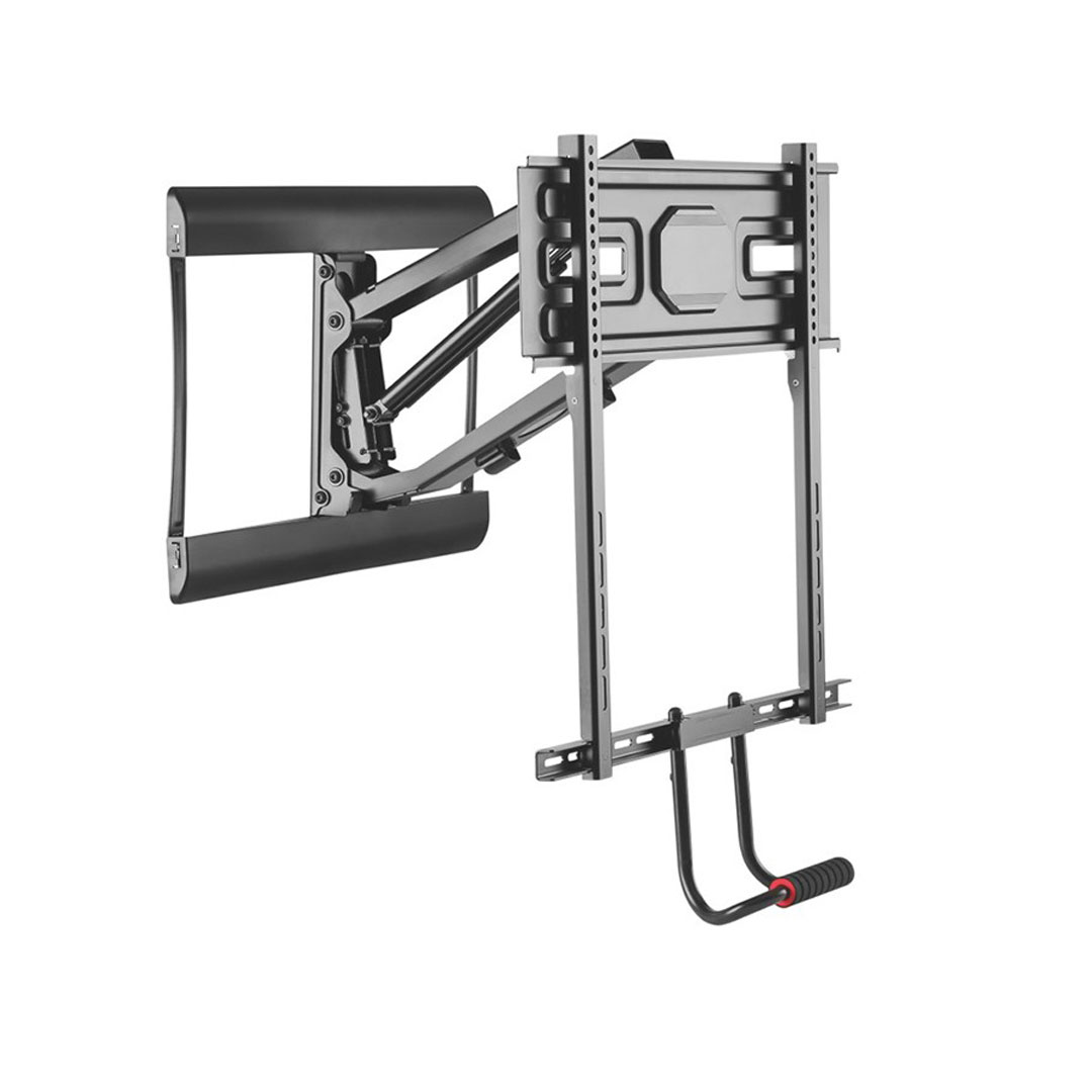 PDM-4370 Pull Down (Over Fireplace/Mantel) TV Mount