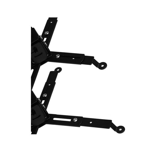 PM4365F spider arms adjust to fit any projector