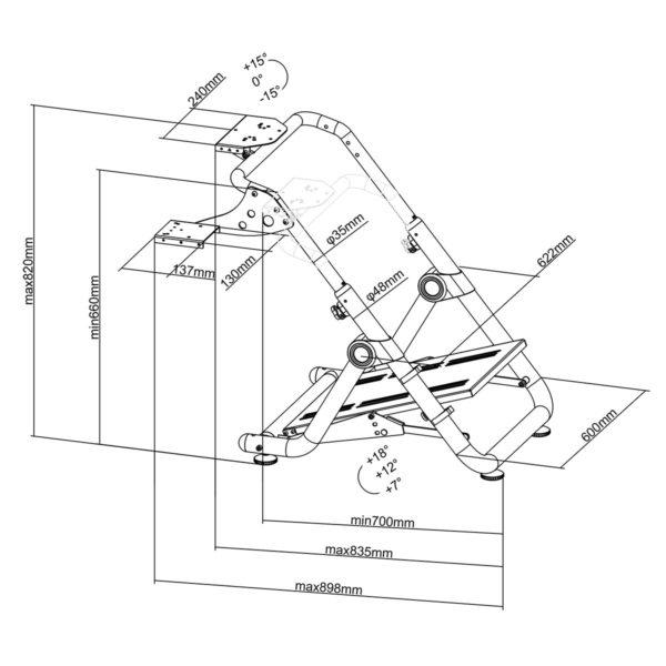 RC-GTSWS6 Diagram