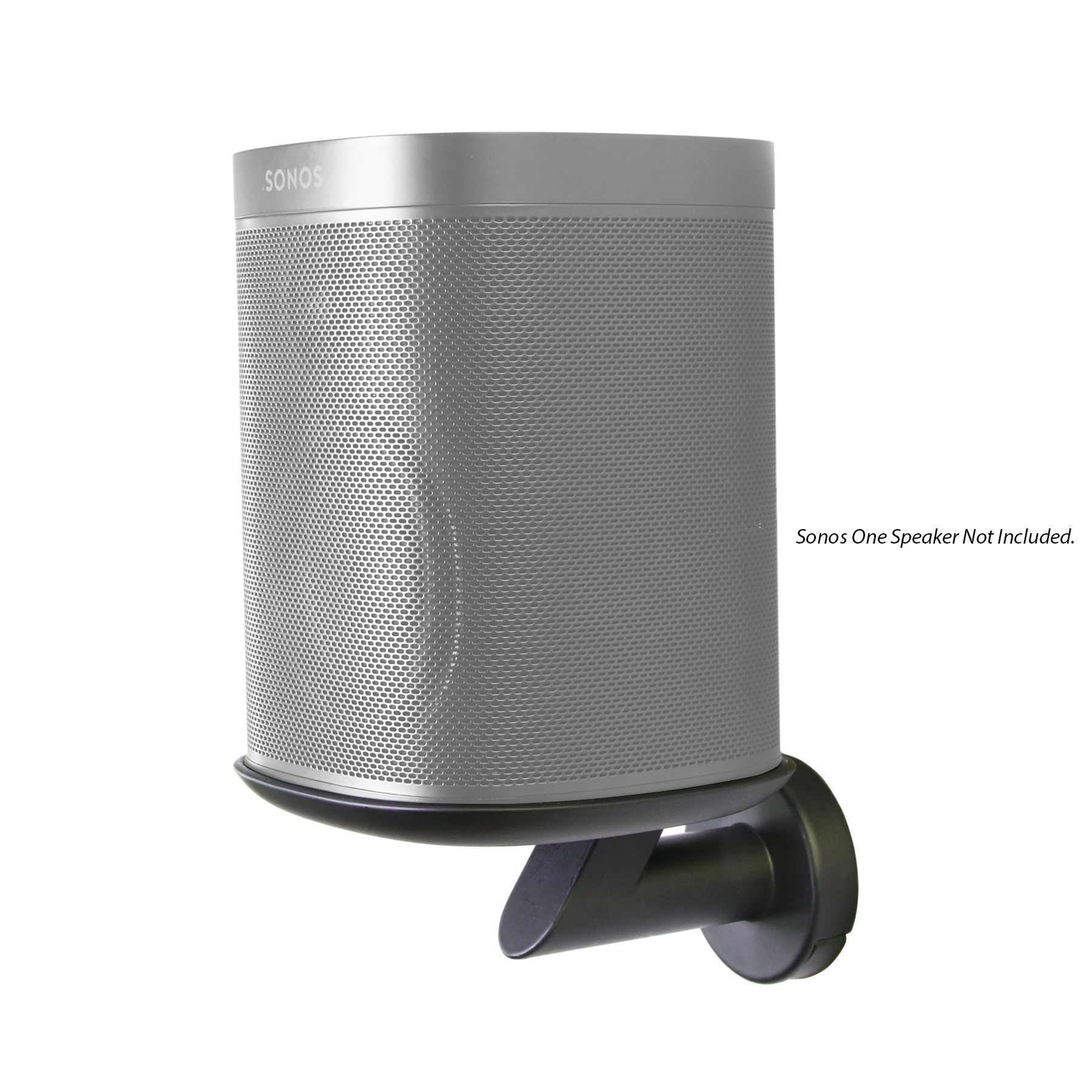 Speaker Wall Bracket/Mount S-ONE-SB for SONOS ONE (Single)